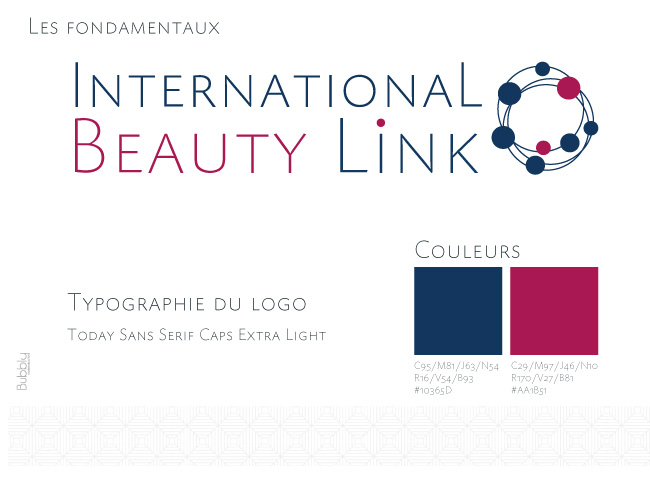 Charte graphique logo typographie et couleurs